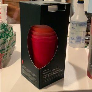 Starbucks Reusable Holiday Cups